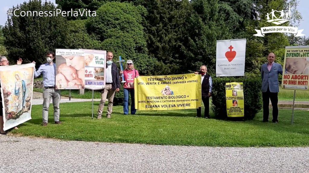 #ConnessiPerLaVita - Saluti dal nord Italia