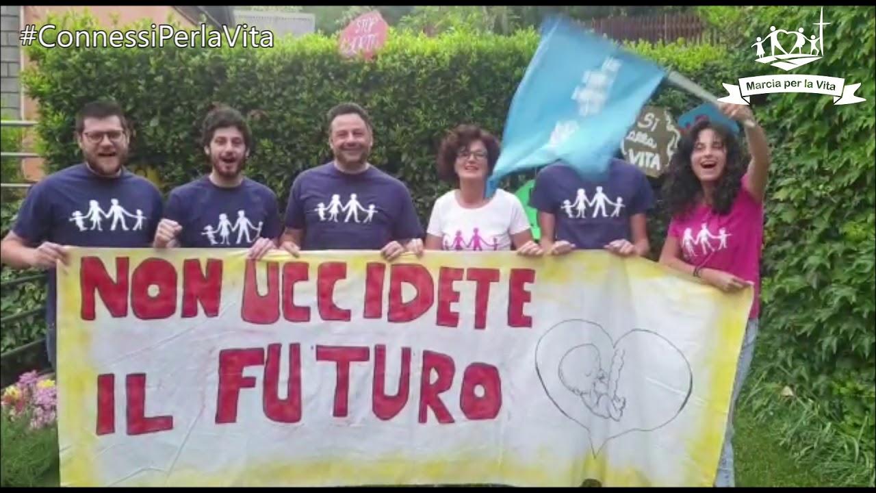 #ConnessiPerLaVita - Saluti da Bergamo