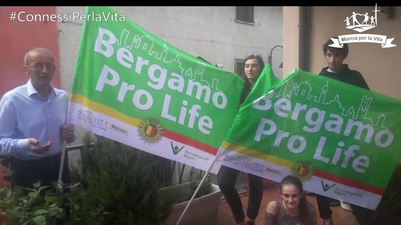 #ConnessiPerLaVita - Bergamo Pro Life