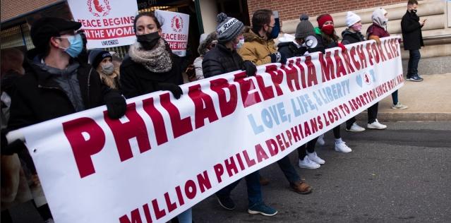 Marcia per la Vita - Philadelphia